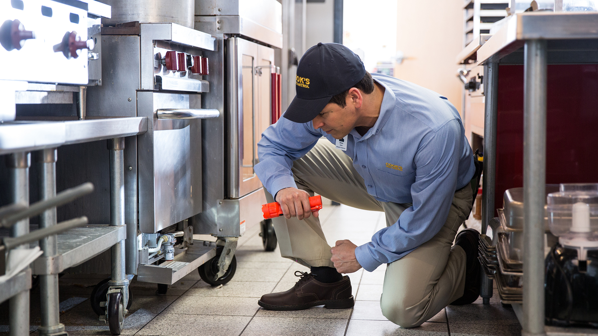 Commercial Industries - Cook's Pest Control